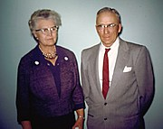 Stella and Albert Thompson